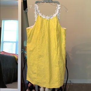Lilly Pulitzer dress size 12. Worn twice.